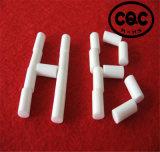 Alumina industrial Rod cerâmico da pureza 99%Al2O3 elevada