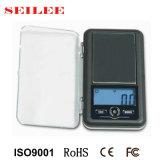 escala de peso Pocket eletrônica da fábrica 200g/0.01g