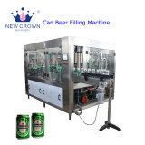 3 en 1 máquina de llenado de cerveza