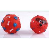 옥외 씹기 애완 동물 방탄 차가운 개 장난감을 분배하는 치료