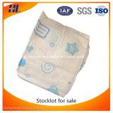 Stocklot ultra fina das fraldas para bebé descartáveis para venda