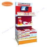 Présentoir en métal et des peuplements de meubles avec TV à écran LCD pour le matériel de magasin