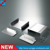 Carcasa de aluminio de cuadro de instrumentos electrónicos Juntion aluminio Gabinete 104*47*L