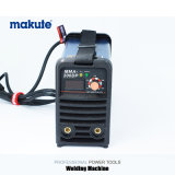 Makute小型200AMP DCアーク電気インバーター溶接機