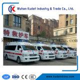 Ambulance mobile Sy5038xjhl de contrôle d'Epdemic