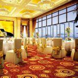 Impreso de alta calidad de pared a pared de Nylon Alfombra Hotel