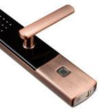 電子キーレスドアロックのBluetooth APPの指紋のドアロック