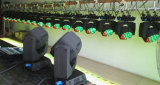 Gbr Beam+Wash +Fx 4in1 19PCS 15W 큰 꿀벌 눈 광속 LED 이동하는 맨 위 급상승
