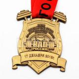Vente chaude Factory Direct fabricant chinois Animal Antique Médaille personnalisé