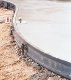 강철 둥근 못 커브 말뚝 강철 못 말뚝 또는 양식 말뚝 (ZKJ)