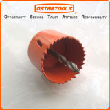 Bi-Metal HSS 2'' (51mm) el agujero de la sierra con Arbor para metal, madera