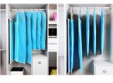 Sacos de roupa dobrável não tecido grosso com prensa para cobrir