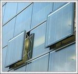 Vetro d'isolamento isolato Basso-e di vetro vuoto per la parete divisoria/finestra