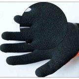La espuma de látex guante de trabajo de algodón