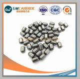 Botón de perforación de carburo de tungsteno cementado Bits