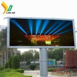 panneau-réclame de publicité de grande taille extérieur de la qualité Billboard/LED annonçant des prix avec la vue en aluminium