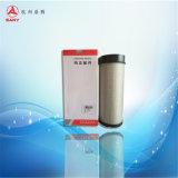 El filtro de aire para el excavador de Sany