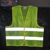 Chemises r3fléchissantes de forte intensité de travail de condition de la norme 100 d'Oeko-Tex de rassemblement