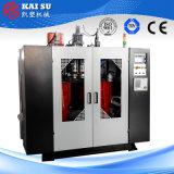 Botella plástica de la protuberancia de la máquina automática del moldeo por insuflación de aire comprimido que hace la máquina