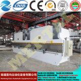 Wc67K het de de Hydraulische Buigende Machine van de Plaat/Rem van de Pers/Metaal die van het Blad Wc67y buigen
