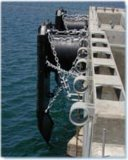 Marine Les systèmes d'aile en caoutchouc et des accessoires