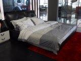Современные кровати кровати из кожи (SBT-5828)