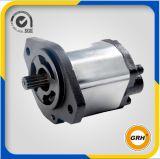 左の回転アルミニウムギヤポンプ油圧油ポンプ