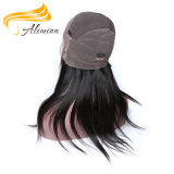 Alimina 100 % Indian Remy Cheveux humains Full Lace Wig