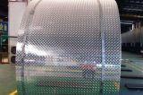 La varietà di reticolo ha striato il piatto di alluminio 3003 H14 per uso esterno