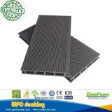 O WPC Preço composto de plástico de madeira em deck Jardim WPC Flooring deck exterior