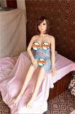 Куклы влюбленности ощупывания металла куклы секса силикона Sapm85A определенные размер жизнью каркасные реальные