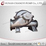 Große Strömungsgeschwindigkeit-doppelte Absaugung-zentrifugale Wasserversorgung-Pumpe