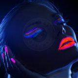 Rivestimento fosforescente della polvere della vernice di spruzzo, polvere del pigmento della pittura luminescente