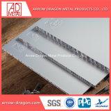 PVDF haute résistance des panneaux en aluminium anticorrosion Honeycomb pour métro/ Metro Transport