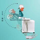 Sistema de simulação de ensino com dentes para uso dos estudantes de medicina dentária