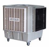 Grand refroidisseur d'air évaporatif industriel portatif de réservoir d'eau pour le refroidissement extérieur et le refroidissement d'intérieur