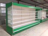 Novo Produto Supermercado Frigorífico Exibir Multideck resfriador aberto do Resfriador