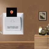 Commutateur économiseur d'énergie de carte principale de carte de rf pour des hôtels