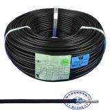 La FEP teflón estañado aislados de alambre de cobre trenzado