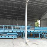 L'HBA120-11075 Carboard automatique de la ramasseuse-presse horizontale pour la mise en balles en appuyant sur la machine