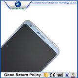 Affissione a cristalli liquidi del telefono mobile per lo schermo di visualizzazione dell'affissione a cristalli liquidi del LG G6 con il complessivo telaio