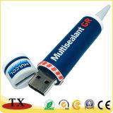 Настраиваемые формы ПВХ USB