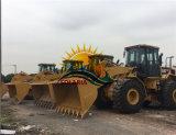 Chargeur chinois d'occasion de roue du tracteur à chenilles 966h à vendre