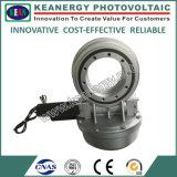 """Movimentação solar do giro do sistema de seguimento baixo custo de ISO9001/Ce/SGS Skde5 do """""""