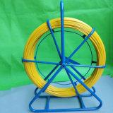 conducto Rodder de la fibra de vidrio del artículo de 4~18m m