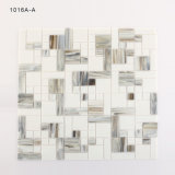 Material Construction Glass Tile for Mosaic Kitchen Wall Decoration
