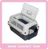 Luxe transporteur Pet Dog House Cage chien