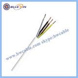 verbindende Kabel 218-y h03vv-F voor Lichten h03vv-F 3X0, 75mm² Rond Wit