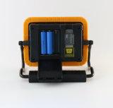 il chip della PANNOCCHIA 15W ricaricabile dimagrisce l'indicatore luminoso del lavoro con l'uscita del USB