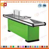 L Form-Kassierer-Tisch-Prüfungs-Kostenzähler für System-Supermarkt (ZHC29)